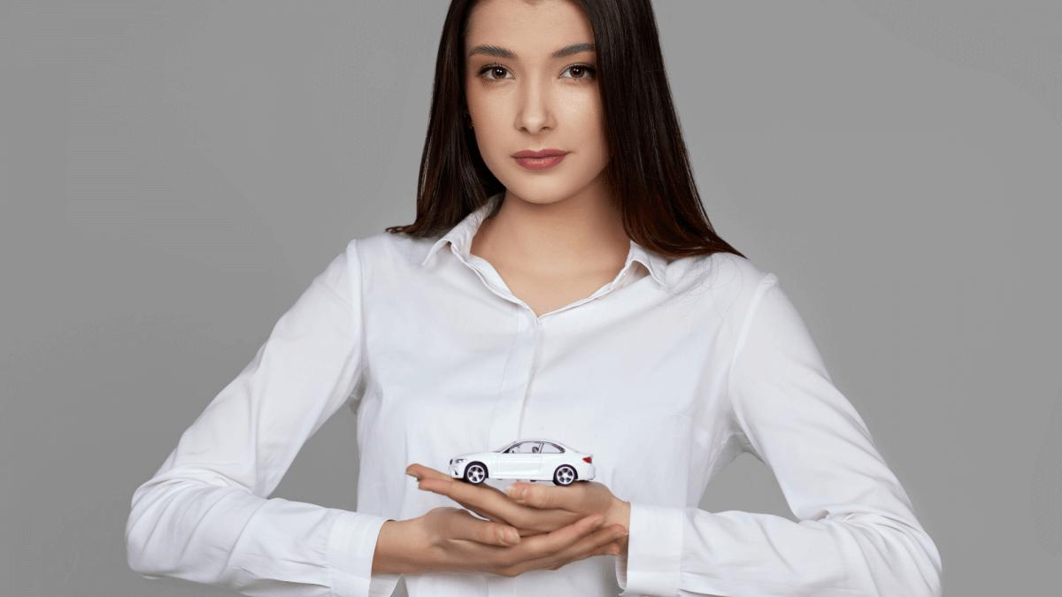Kobieta w koszuli
